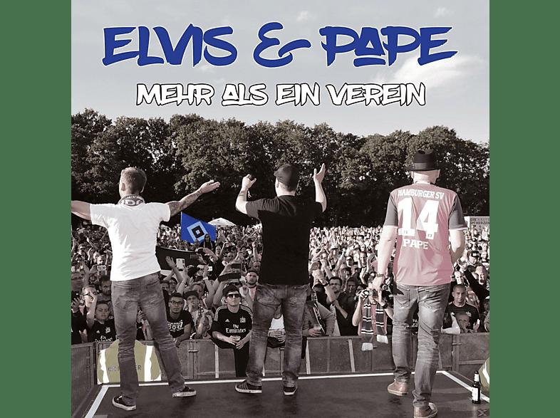 Elvis & Pape - Mehr Als Ein Verein [Maxi Single CD]