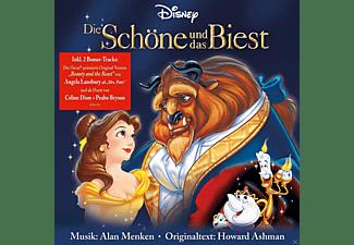 VARIOUS - Die Schöne Und Das Biest (Re-Release)  - (CD)