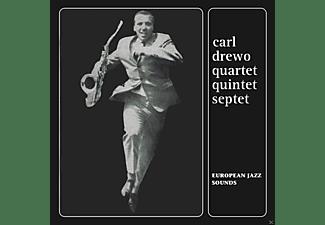 Carl Drewo Quartet Quintet Septet - European Jazz Sounds (CD)  - (CD)