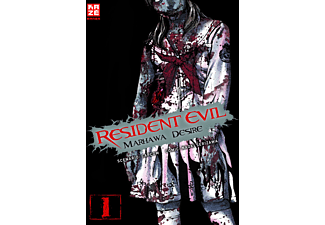 Resident Evil – Marhawa Desire – Band 1