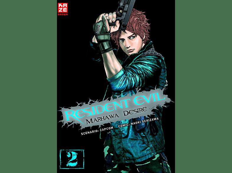 Resident Evil – Marhawa Desire – Band 2