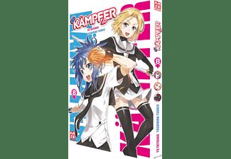Kämpfer – Band 8