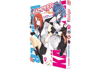 Kämpfer – Band 2