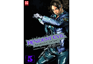 Resident Evil – Marhawa Desire – Band 5 (Finale)
