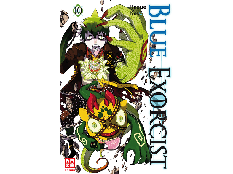 Blue Exorcist – Band 10