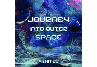 Akitec - Journey Into The Galactic  - (CD)