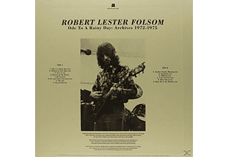 Robert Lester Folsom - Ode To A Rainy Day: Archives 1  - (Vinyl)