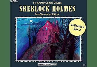Holmes Sherlock - Die Neuen Fälle: Collector's Box 2 (3 CDs)  - (CD)