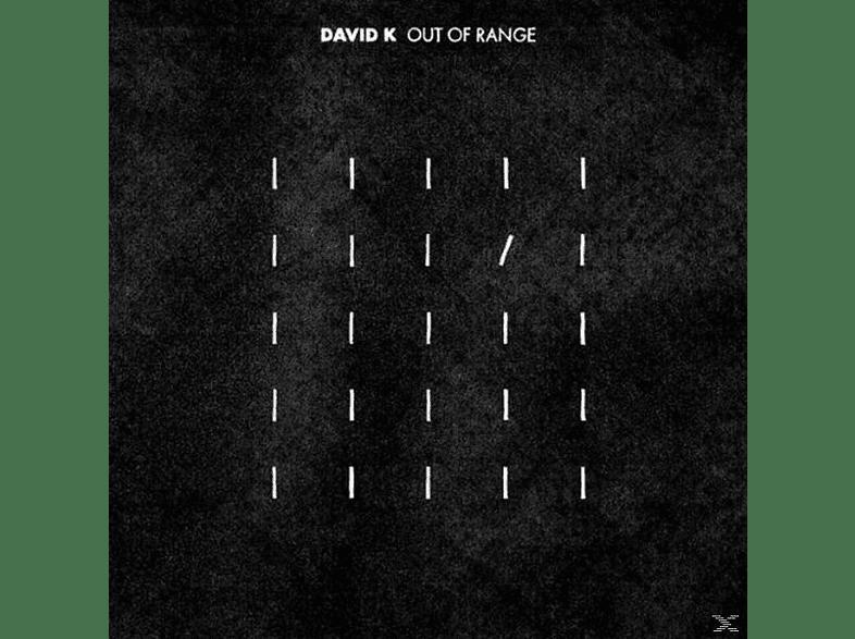 David K - OUT OF RANGE [Vinyl]