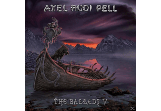 Axel Rudi Pell - The Ballads V  - (CD)