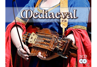 VARIOUS - Mediaeval  - (CD)