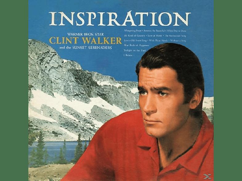 Clint Walker - INSPIRATION [CD]