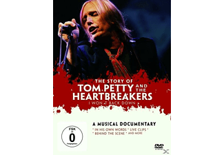Tom & The Heartbreakers Petty - I Won't Back Down  - (DVD)