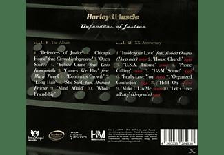 Harley & Muscle - Defenders Of Justice  - (CD)