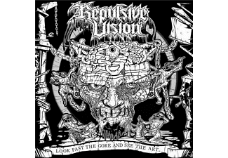 Repulsive Vision - Look Past The Gore And See The Art  - (CD)