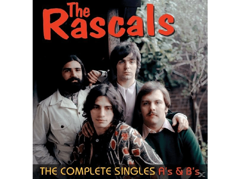 The Rascals - COMPLETE SINGLES A & B [CD]