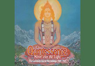 Quintessence - MOVE INTO THE LIGHT  - (CD)