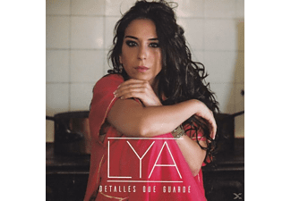 Lya - Detalles que guardé  - (CD)