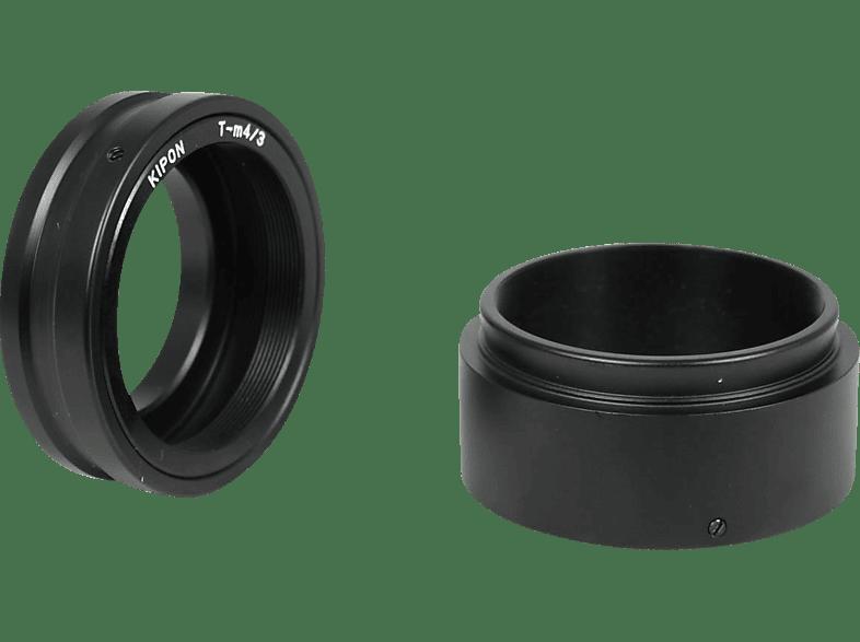 BAADER PLANETARIUM 2408330 T2-Ring, Schwarz