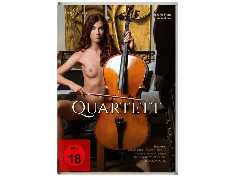 Quartett [DVD]