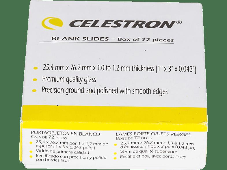 CELESTRON 822496 Objektträger , Mikroskopie