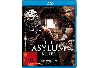 The Asylum Killer Blu-ray