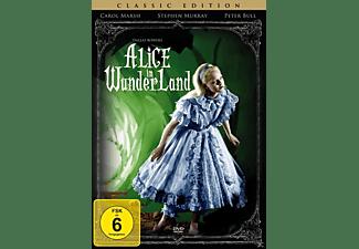 Alice Im Wunderland DVD