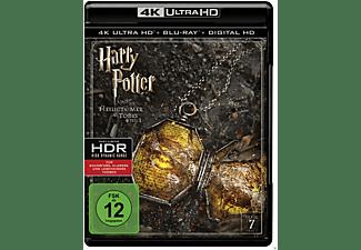 Harry Potter und die Heiligtümer des Todes Teil 1 4K Ultra HD Blu-ray + Blu-ray