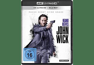 John Wick 4K Ultra HD Blu-ray + Blu-ray