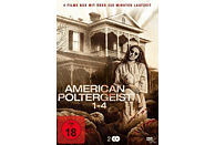 American Poltergeist 1-4-Uncut DVD-Box [DVD]