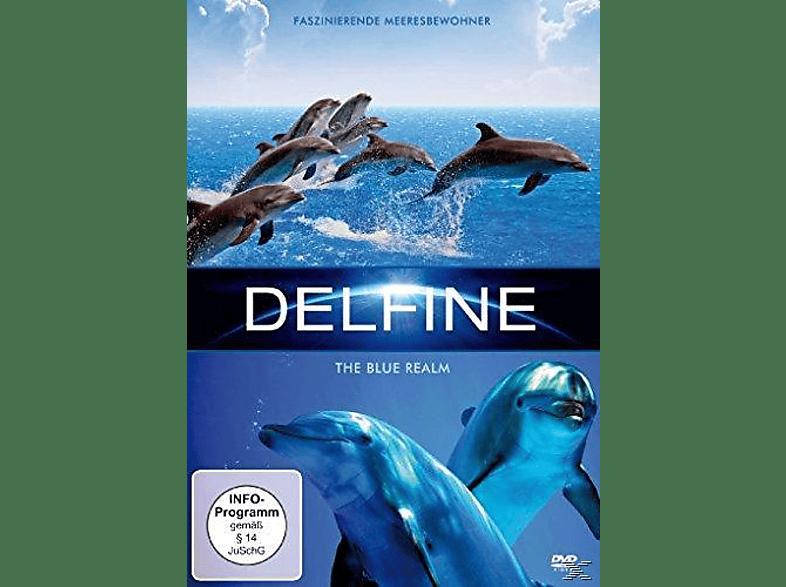 Delfine-The Blue Realm [DVD]