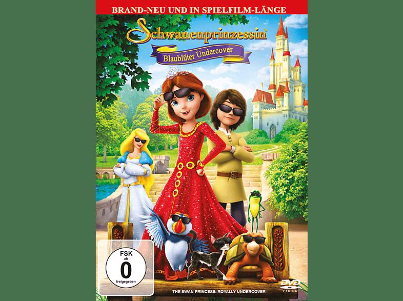 Schwanenprinzessin Blaublüter Undercover [DVD]