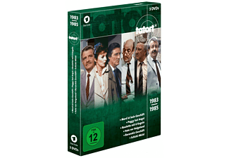 Tatort - Klassiker 80er Box (2) (1983-1985) DVD