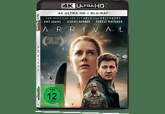 Arrival 4K Ultra HD Blu-ray + Blu-ray