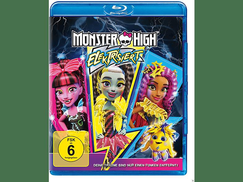 Monster High - Elektrisiert [Blu-ray]