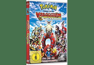 Pokemon der Film - Volcanion und das Mechanische Wunderwerk DVD