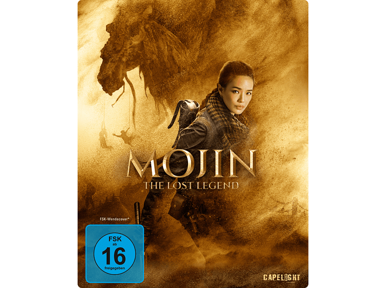 Mojin - The Lost Legend [Blu-ray]