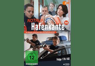 Notruf Hafenkante 14 (Folge 170-182) DVD