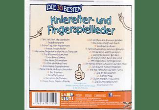 Simone Sommerland, Karsten Glueck Und Die Kita Froesche - Die 30 Besten Kniereiter-Und Fingerspiellieder  - (CD)