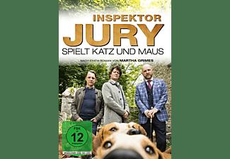Inspektor Jury spielt Katz und Maus DVD