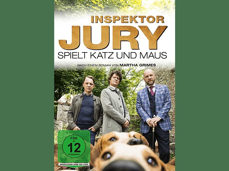 Inspektor Jury spielt Katz und Maus [DVD]