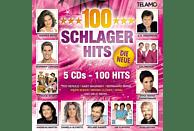 VARIOUS - 100 Schlager Hits-Die Neue  [CD]