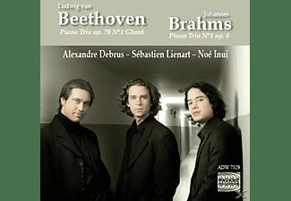 Trio Carlo Van Neste - Beethoven/Brahms Piano Trios  - (CD)