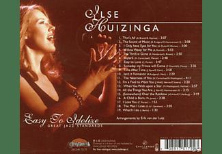 Ilse Huizinga - EASY TO IDOLIZE  - (CD)