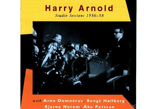 Harry Arnold, Arnold,Harry/Domnerus,A./Hallberg,B./+ - Studio Sessions 1956-58  - (CD)