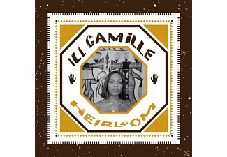 Ill Camille - HEIRLOOM (+MP3)  - (LP + Download)