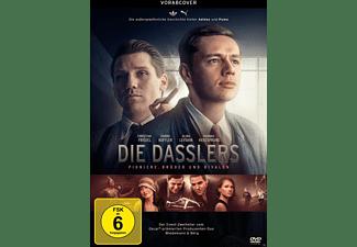 DIE DASSLERS-PIONIERE,BRÜDER UND RIVALEN DVD
