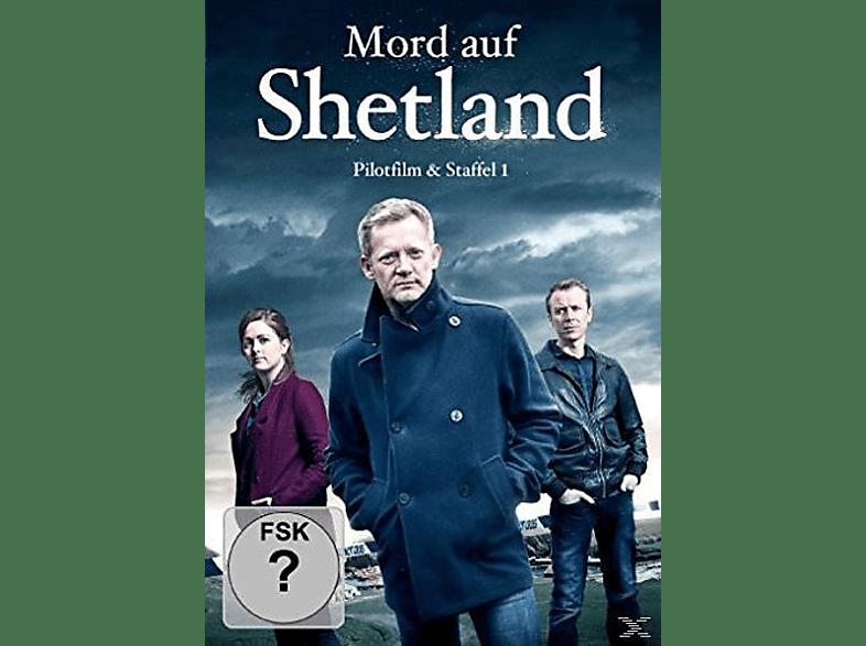 Mord auf Shetland - Staffel 1 [DVD]