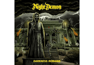 Night Demon - Darkness Remains  - (CD)