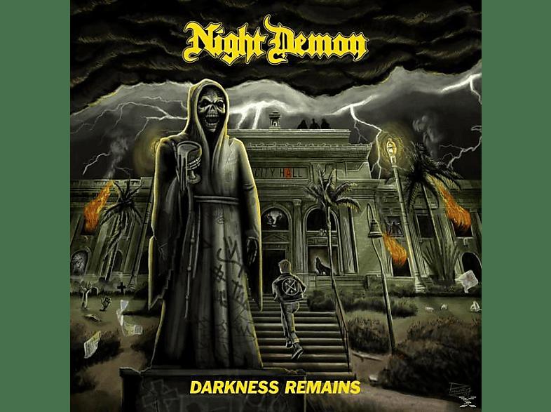 Night Demon - DARKNESS REMAINS (+CD) [LP + Bonus-CD]